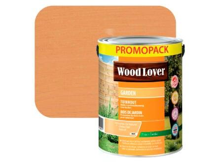 Wood Lover Garden houtbeits 5l lichte eik naturel #745