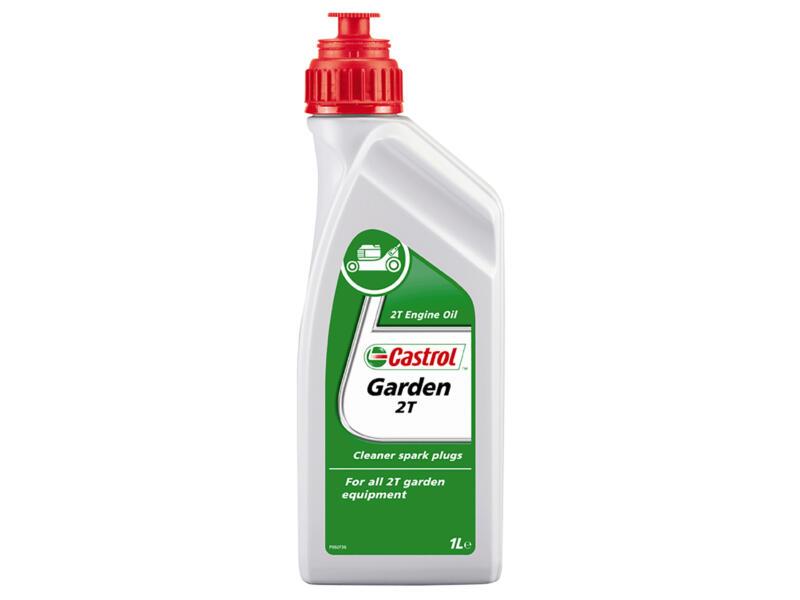 Castrol Garden huile moteur 2 temps 1l