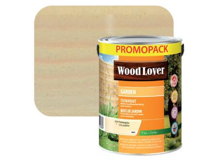 Wood Lover Garden lasure bois 5l gris patine #039