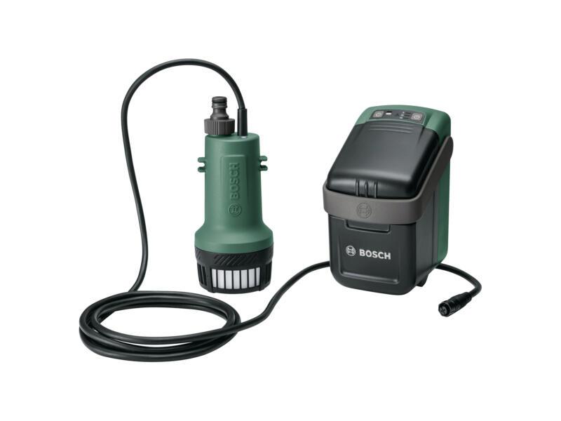 Bosch GardenPump 18 accuregentonpomp 18V Li-Ion