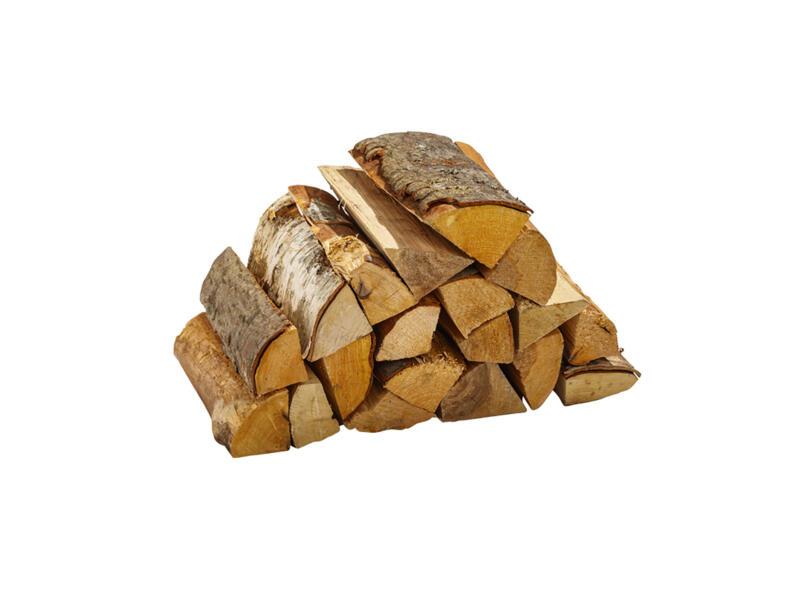 Gekliefd brandhout 15dm³