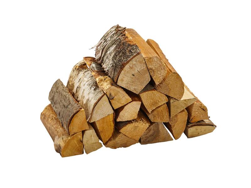 Gekliefd brandhout 9dm³