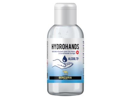Gel mains hydroalcoolique 75% 500ml