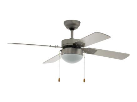 Eglo Gelsina ventilateur de plafond 60W avec lampe