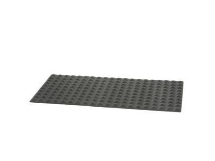 Geluidsisolatie 100x50x2,5 cm R0,7 1m²