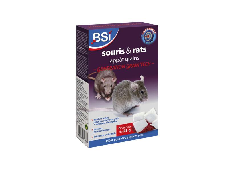 Bsi Generation grain'tech granen tegen ratten en muizen 150g