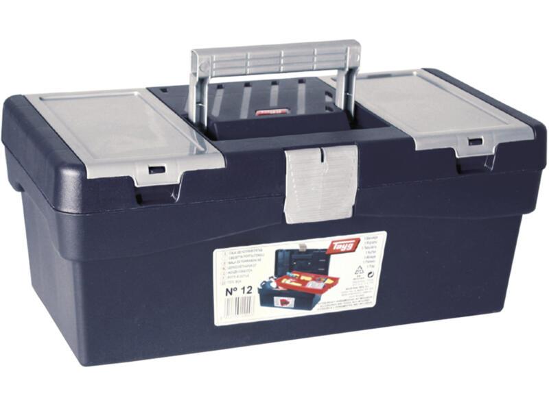 Tayg Gereedschapskoffer 40x21,7x16,6 cm