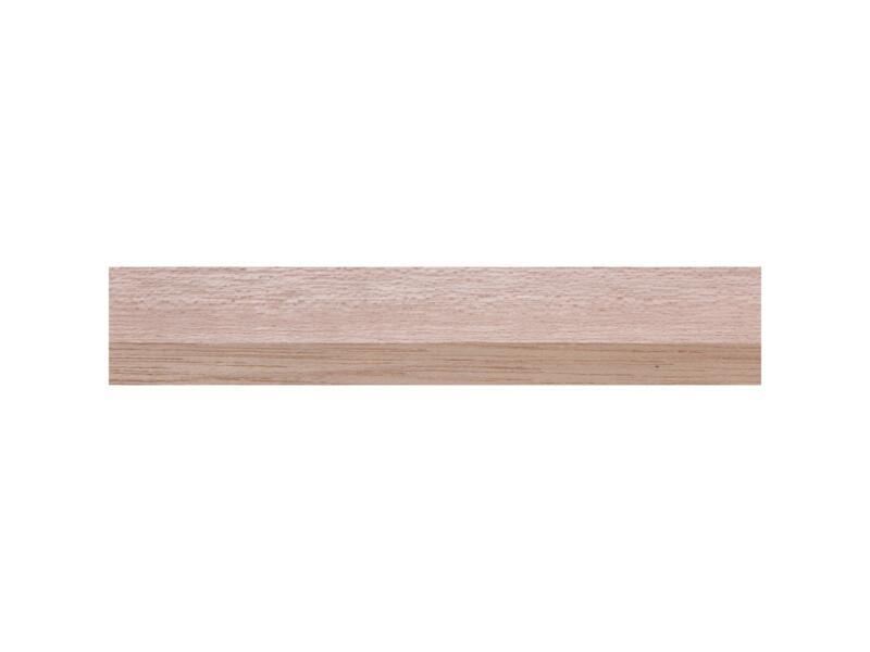 Geschaafde lat hardhout 12x35 mm 210cm