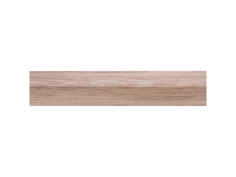 Geschaafde lat hardhout 21x27 mm 210cm