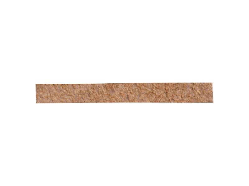 Geschaafde lat hardhout 4x35 mm 210cm