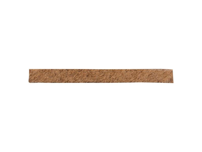 Geschaafde lat hardhout 4x44 mm 210cm