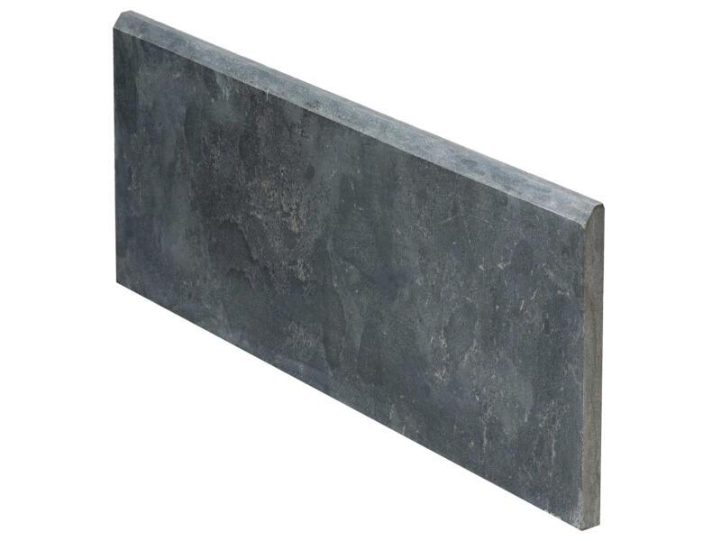 Gevelplint 100x30x3 cm blauwe hardsteen
