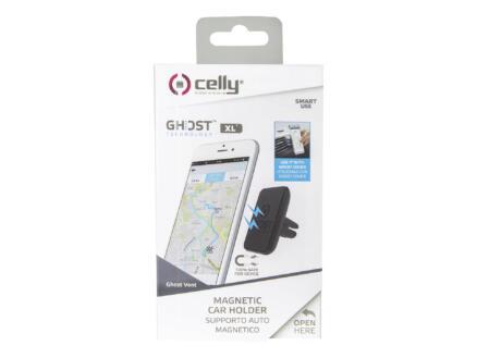 Celly Ghost Vent XL magnetische smartphonehouder