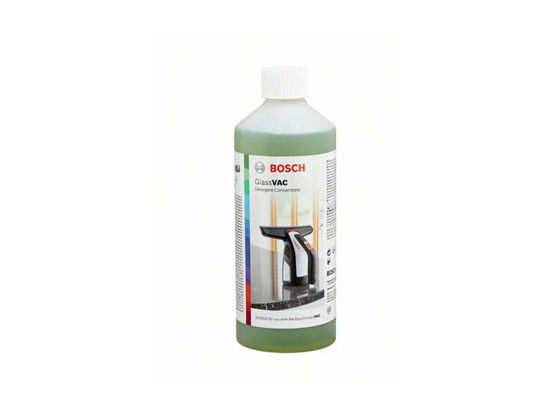 Bosch GlassVac détergent concentré pour nettoyeur de vitres sans fil 500ml