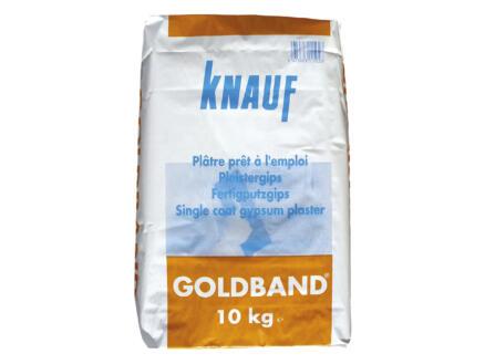 Knauf Goldband pleister 10kg