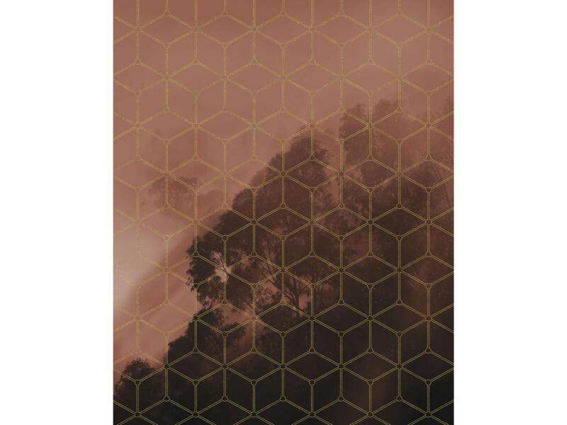 Golden Grid intissé photo numérique 2 bandes