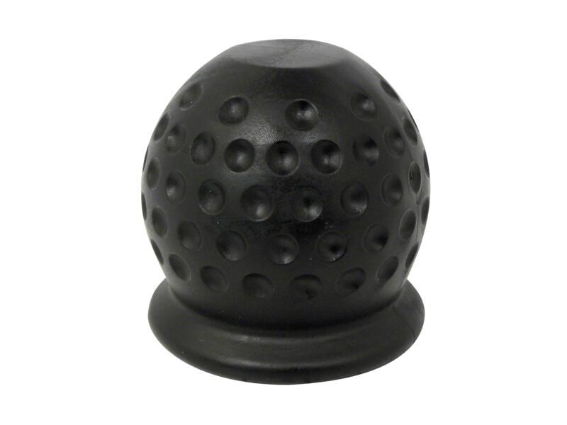 Carpoint Golf cache-rotule pour boule d'attelage noir