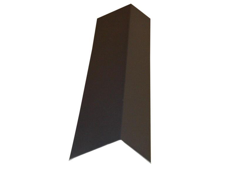 Gootaansluiting 120cm grafiet