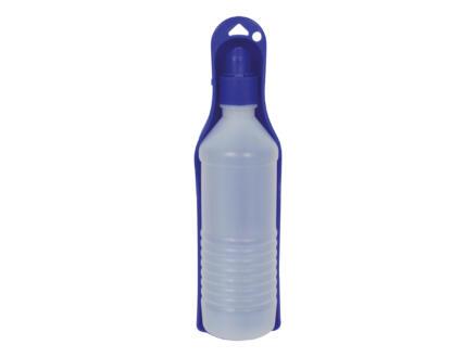 Gourde avec distributeur d'eau pour chien 25,5cm