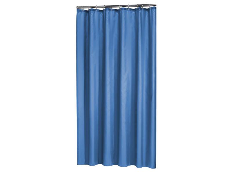 Sealskin Granada douchegordijn 180x200 cm blauw