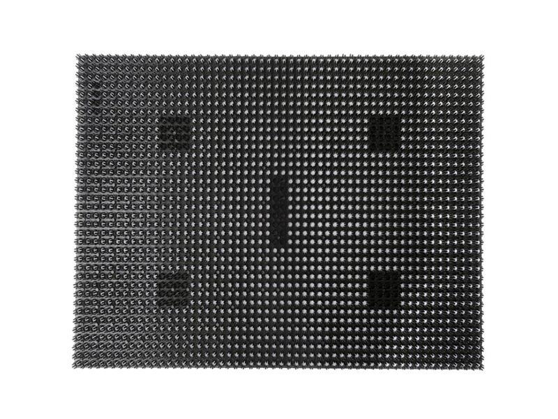 Grasmat 40x60 cm grijs