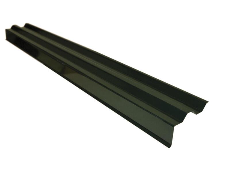 Scala Greca rive de toiture 76/18 127cm vert