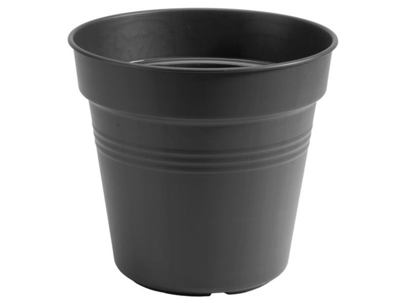 Elho Green Basics kweekpot 13cm zwart