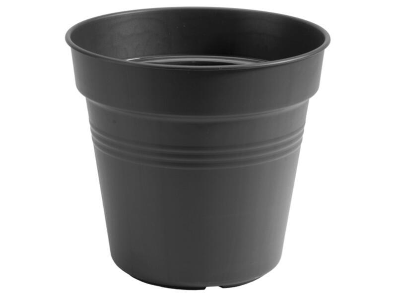 Elho Green Basics kweekpot 24cm zwart