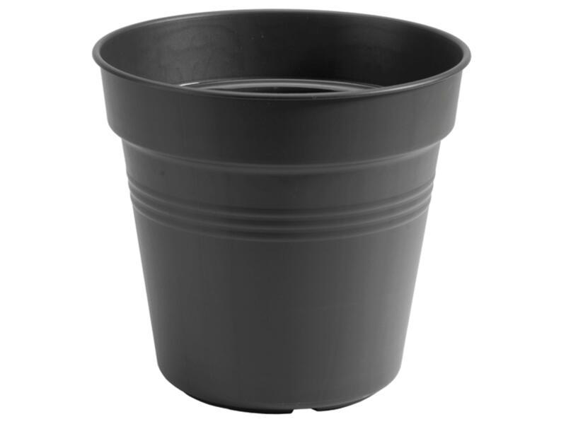 Elho Green Basics kweekpot 27cm zwart