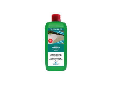 Green Free nettoyant anti-dépôts verts 1l