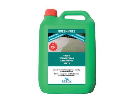 Green Free reiniger groene slag 5l