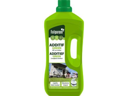 Green additief voor chemisch toilet 1,5l