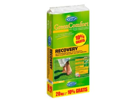 Viano GreenComfort Recovery gazonmeststof 18kg + 2kg