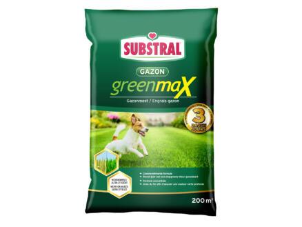 Substral GreenMax gazonmest 7kg 200m²
