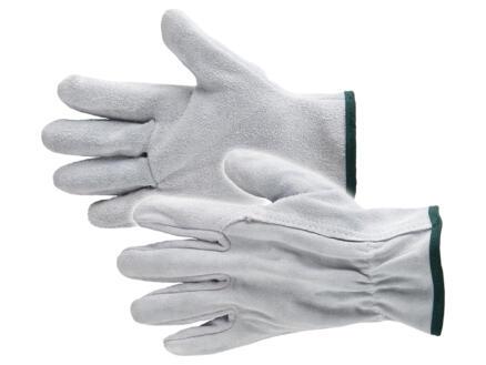 Busters Greenfield tuinhandschoenen XL leer grijs