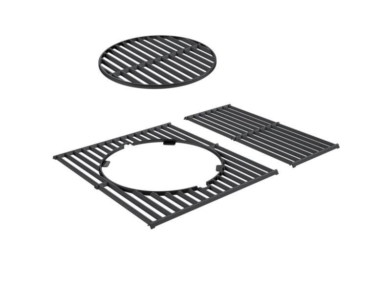 Grille pour barbecue Videro G6 43x48 cm