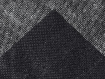 Nature Gronddoek 10x1 m zwart