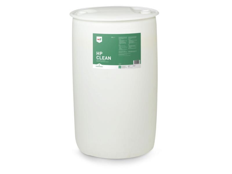 Tec7 HP Clean reiniger en ontvetter natuurlijke vervuiling 210l