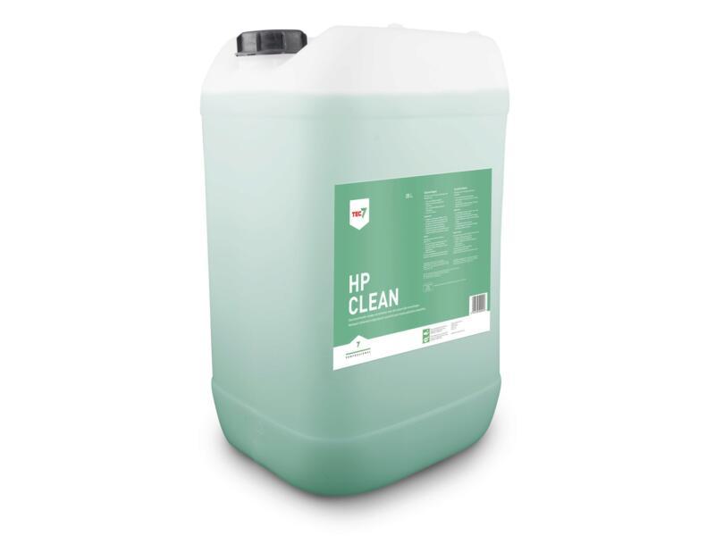 Tec7 HP Clean reiniger en ontvetter natuurlijke vervuiling 25l