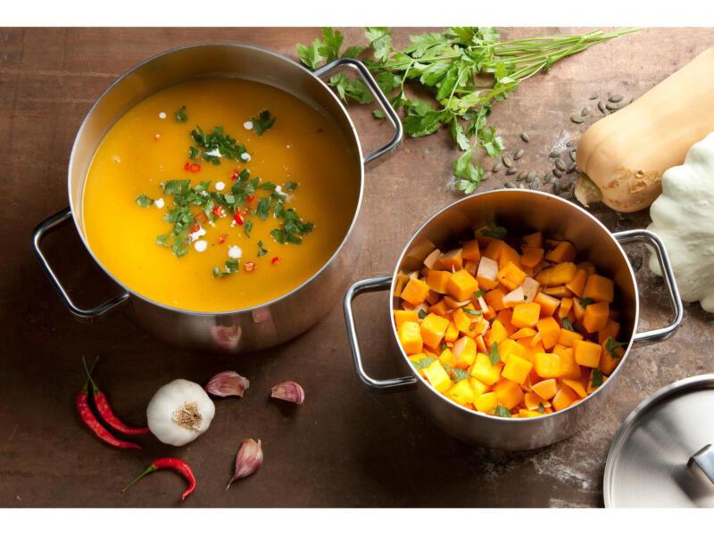 Healthy & Tasty HT1004 kookpot met deksel 24cm
