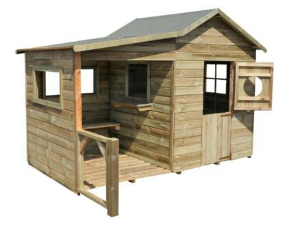 Hacienda cabane enfant