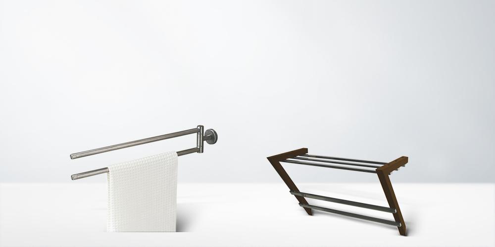 Badkamer accessoires | Hubo