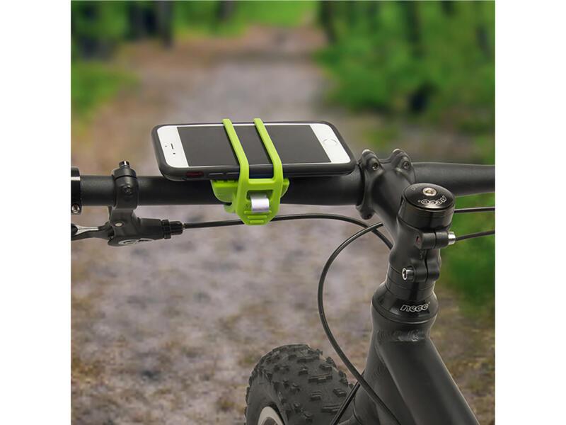Nite Ize HandleBand smartphonehouder universeel groen