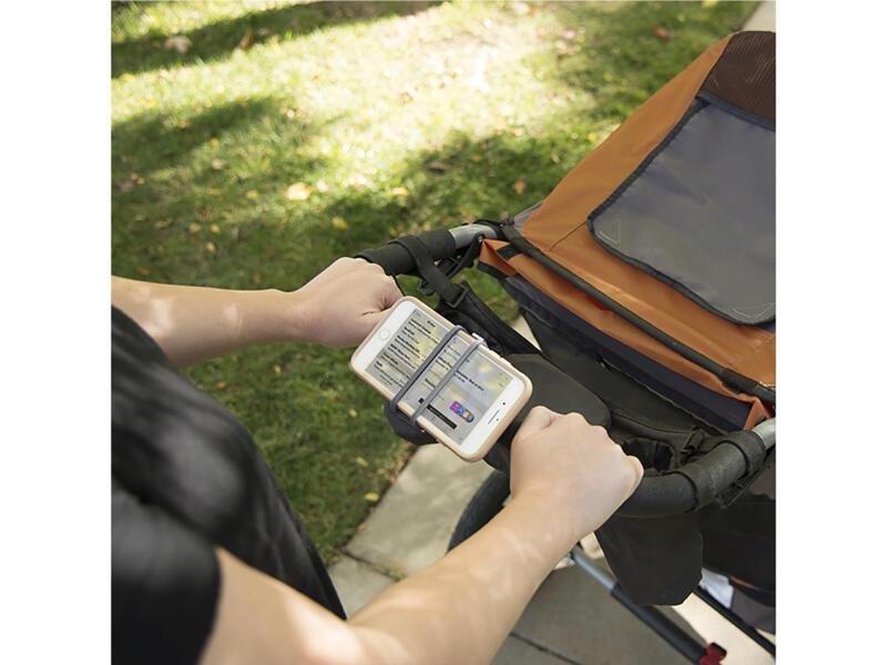 HandleBand support smartphone pour vélo noir