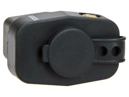 Hangslot met bescherming 51mm