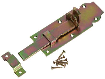 Hangslotschuif 140mm