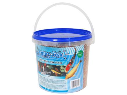 Happy Fish mix d'étang 2,5l