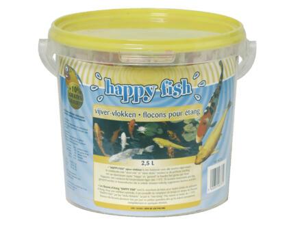 Happy Fish vijvervlokken 2,5l