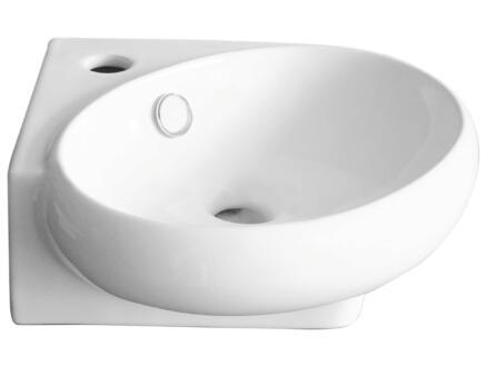 Van Marcke go Happy lave-mains 38,5x36 cm blanc