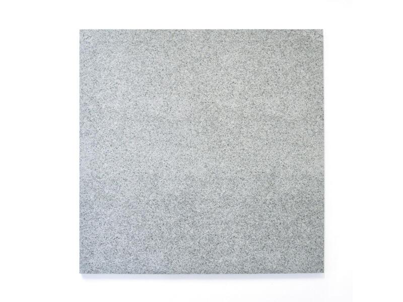 Hematit keramische terrastegel 60x60x2 cm 0,72m² 2 stuks grijs